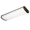 Utilitech Tombstone Oil Rubbed Bronze Ceiling Fluorescent Light ENERGY STAR (Common: 2-Ft; Actual: 25.87-in)