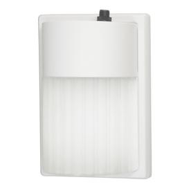 Utilitech 27-Watt White Fluorescent Dusk-to-Dawn Security Light