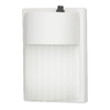 Utilitech 27-Watt White Dusk-to-Dawn Security Light