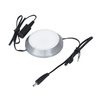 Utilitech Pro 2.76-in Plug-in Under Cabinet LED Puck Light