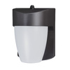Utilitech Pro 11.89-Watt Bronze LED Dusk-To-Dawn Security Light