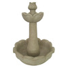 Garden Treasures 2-Tier Fountain
