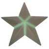 Garden Treasures 32-in H Bronze Star Garden Statue