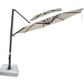 Market and Patio Umbrellas and Umbrella Stands - 11 Foot Umbrella