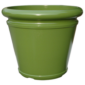  18-3/10&#034;H x 22&#034;W x 22&#034;D Plastic Planter