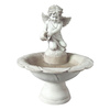 Garden Treasures Classic 1-Tier Fountain or Birdbath