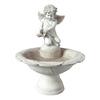 Garden Treasures Classic 1-Tier Fountain