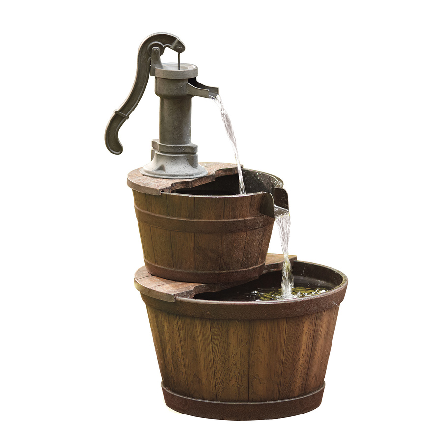 Amazing ... Save 50% YMMV Style Selections 1003in Resin Tiered Fountain $849  Httpwwwlowescompd61328331ice0u0026pl1 Garden Treasures Check Outdoor Fountains  On