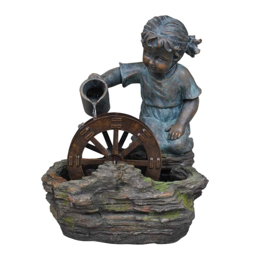 Additional images for Garden fountains lowes