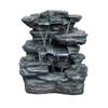 Garden Treasures Slate Rock Fountain