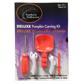 10.75-in Carving Kit Indoor Halloween Decoration