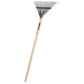 Tru Tough Tru Tough 24-in Leaf Rake