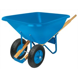 Truper 8 cu ft Wheelbarrow