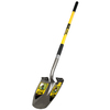 Tru Pro Long-Handle Fiberglass Digging Shovel