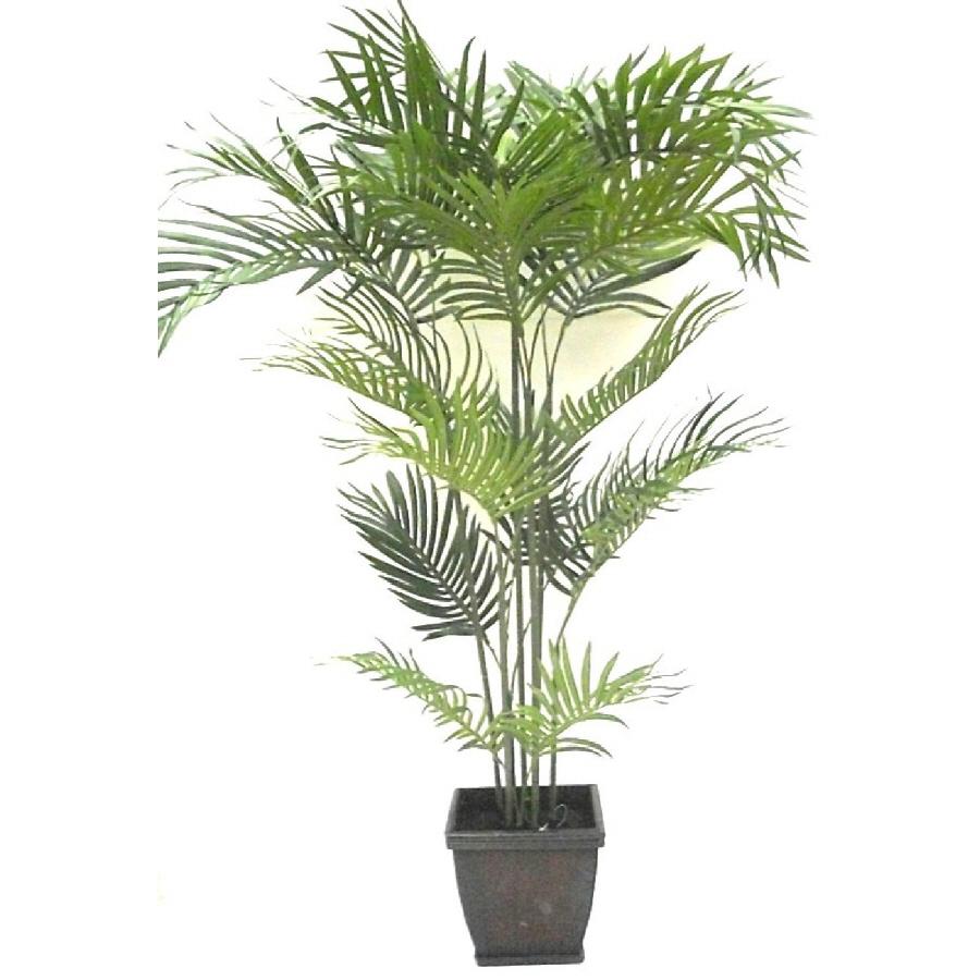 Shop Garden Treasures 48 Artificial Areca Parlor Palm