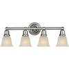 Pyramid Creations 4-Light Bel Air Bathroom Vanity Light