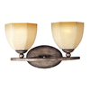 Pyramid Creations 2-Light Moda Florentine Bathroom Vanity Light