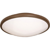 Pyramid Creations 17-in W Oil-Rubbed Bronze Ceiling Flush Mount
