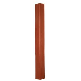 Ondura 1-Pack 12.5-in x 79-in Cellulose Fiber Asphalt Roof Panel Ridge Cap