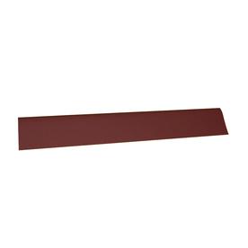 ONDUVILLA 12.5-in x 39.5-in Cellulose Fiber/Asphalt Roof Panel Ridge Caps
