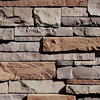 Coronado 100 Sq. Ft. Smokey Grey Dry Stack Stone Veneer Flats