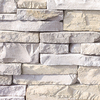 Coronado 12.5 Sq. Ft. Smokey Grey Dry Stack Stone Veneer Flats