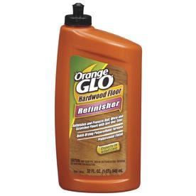 Orange Glo 32-oz Orange Glo Wood Floor Refinisher