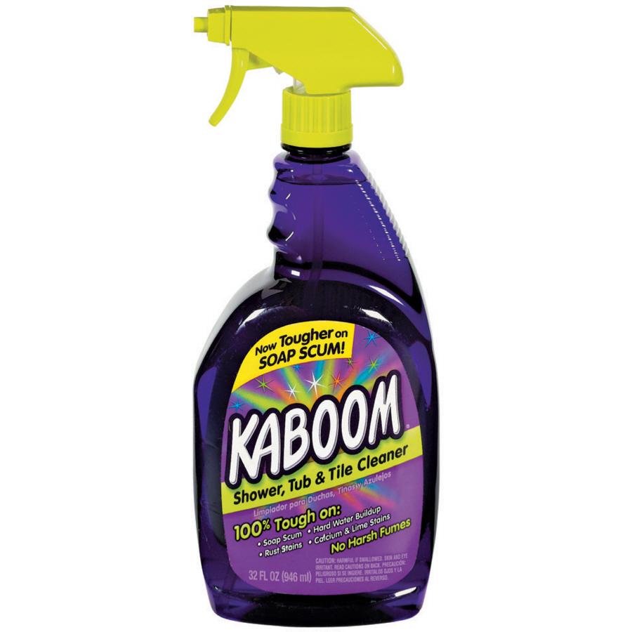 Shop Kaboom 36 Oz Shower Amp Tub Cleaner At Lowes Com