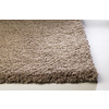Sofia 27-in x 45-in Rectangular Beige Solid Accent Rug