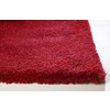  Sofia 27-in x 45-in Rectangular Red Solid Accent Rug