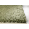  Sofia 90-in x 114-in Rectangular Green Solid Area Rug