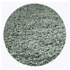 KAS Rugs Sofia 8-ft x 8-ft Round Gray Transitional Area Rug BLIL0658X8RO