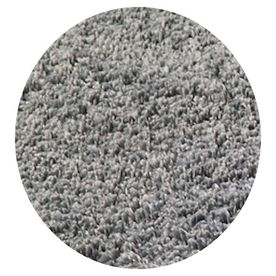 KAS Rugs Sofia 8-ft x 8-ft Round Gray Transitional Area Rug BLIL0578X8RO