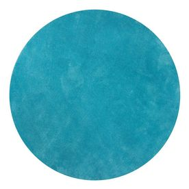 KAS Rugs Sofia 8-ft x 8-ft Round Blue Transitional Area Rug BLIL0778X8RO