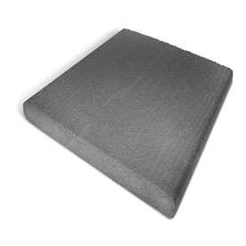 ChoiceDek Gray Composite Deck Trim Board (Actual: 3/4-in x 11-1/4-in x 12-ft)