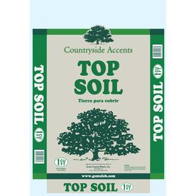 1-cu ft Organic Top Soil