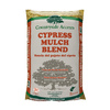 3-cu ft Light Brown/Gold Cypress Blend Mulch