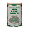 3-cu ft Dark Brown Pine Bark Mulch