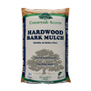 3-cu ft Dark Brown Hardwood Bark Mulch