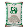 2 Cubic-ft Dark Brown Pine Bark Mulch