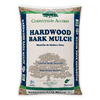 2 Cubic-ft Dark Brown Hardwood Bark Mulch