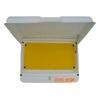 27-in W x 21-in H x 4-in D White Plastic Lockable Permit Box