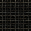 Emser 12-in x 12-in Galaxy Black Square Mount Mesh Natural Granite Wall and Floor Tile