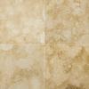 Emser 18-in x 18-in Pendio Beige Natural Travertine Floor Tile