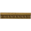 Emser 2-in x 12-in Romansa Ovoli Noce Moulding Natural Travertine Wall Tile