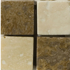 Emser 2-in x 2-in Scala Melange Listello Corner Natural Travertine Wall and Floor Tile