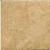 Emser 8-in x 8-in Noce Chiseled and Unfilled Natural Travertine Wall and Floor Tile