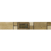 Emser 12-in x 2-in Verdi Natural Travertine Floor Tile