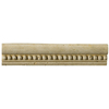 Emser 12-in x 2-in Romansa Astra Tumbled Moulding Natural Travertine Wall Tile