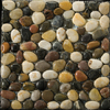 Emser 12-in x 12-in 4-Color Mosaic Natural Wall and Floor Tile